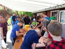 Jugendgruppe Fischereiverein Velden Vils